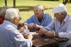 Starość na emeryturze w Niemczech